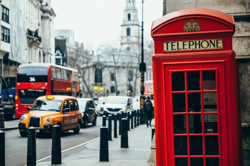 5 Reasons to Study in London