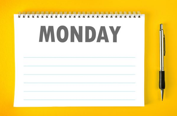 3 reasons why Monday is the best day to set new academic goals Monday Motivation for students