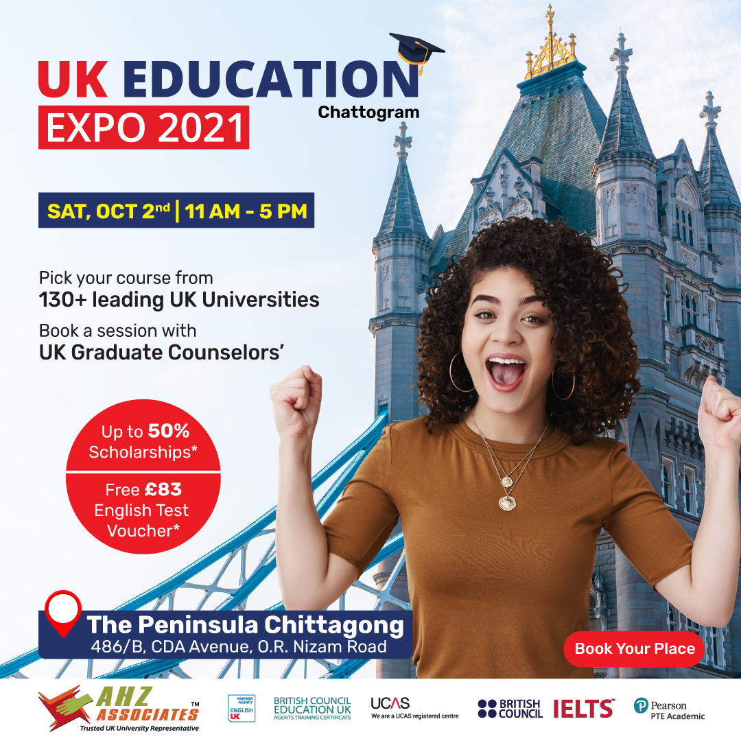 UK Education Expo Chatto