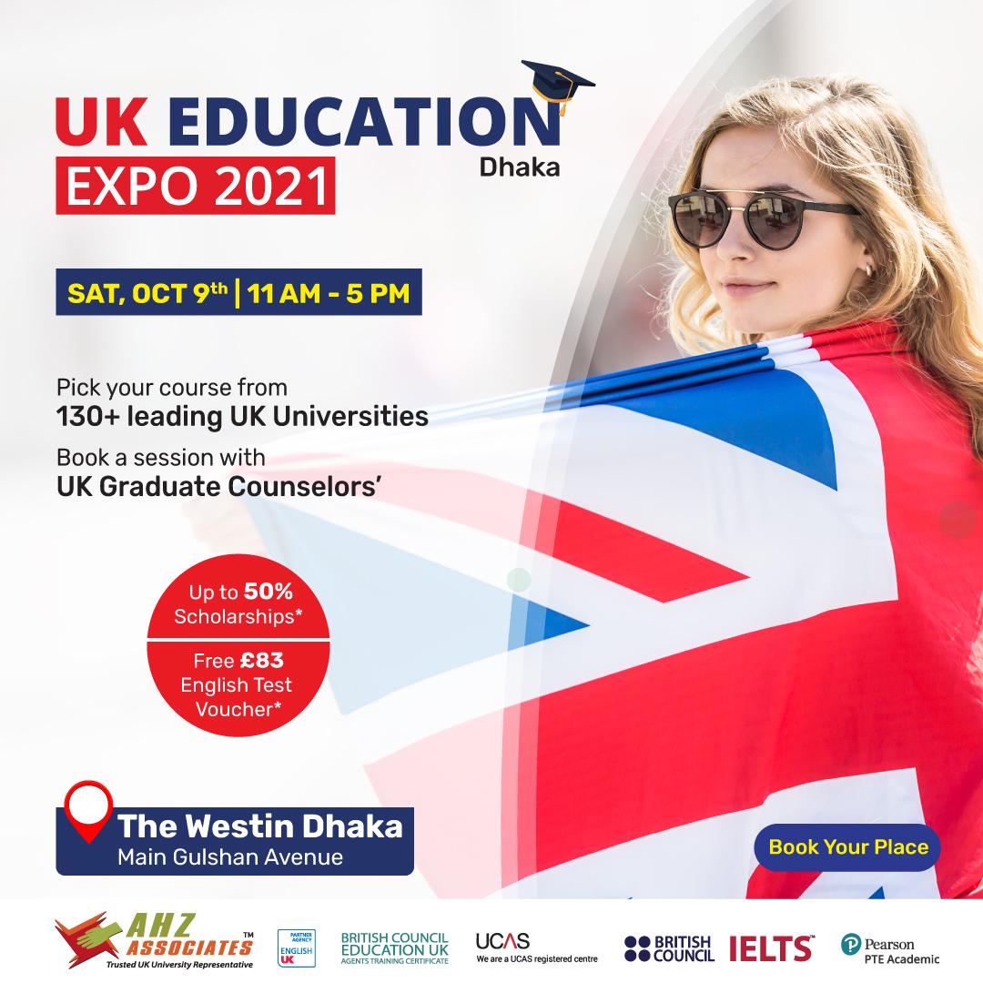 UK Education Expo Dhaka